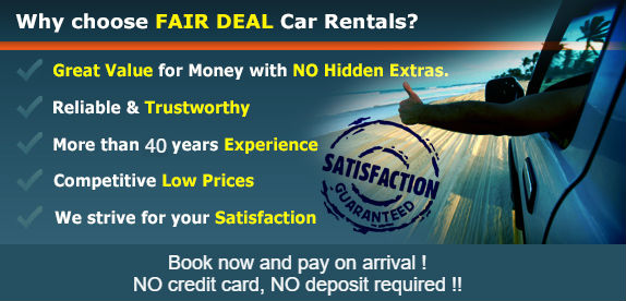 Car Brands Starting With L >> Corfu Car Hire Economy Car Rental Corfu Airport Fair Deal